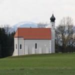 Berger Kirche heute