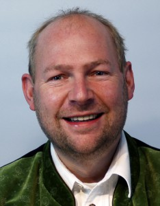 Georg Weiderer, 40, verheiratet, 3 Kinder, Bauhofleiter,  Bauausschuss