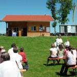 Einweihung Wasserwachtshaus